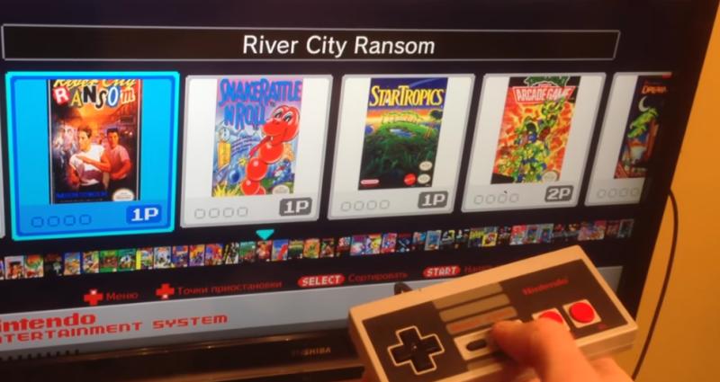 Россиянин нашел способ взломать NES Classic | Канобу - Изображение 10774