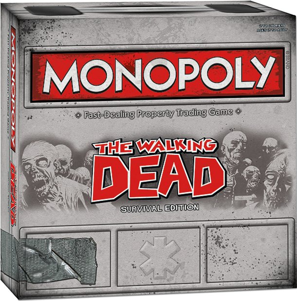 The Walking Dead стали Монополией   Канобу - Изображение 2193