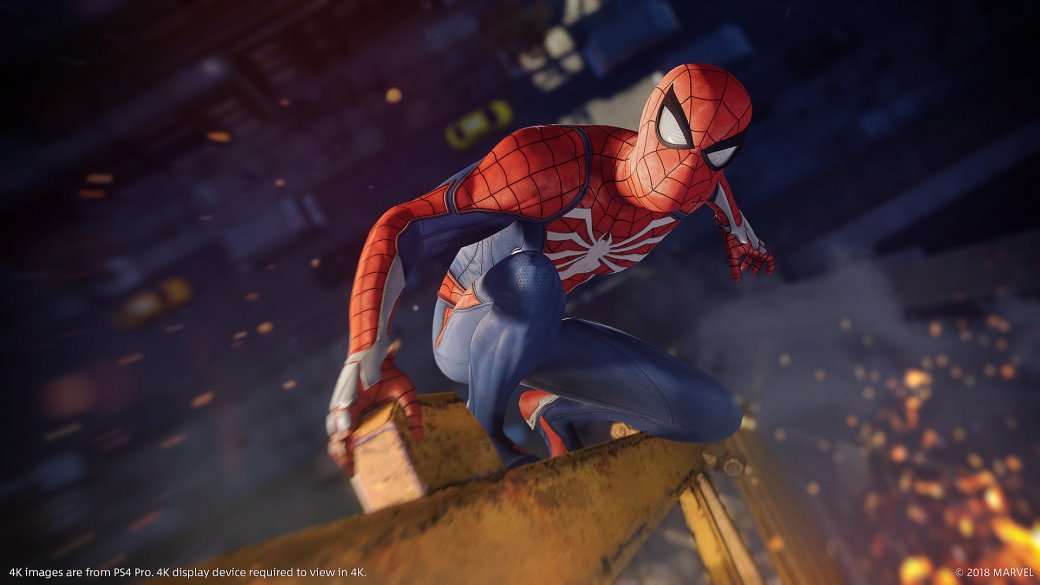 Спойлеры! Какие персонажи появились в официальном приквеле Spider-Man для PS4 | Канобу - Изображение 0