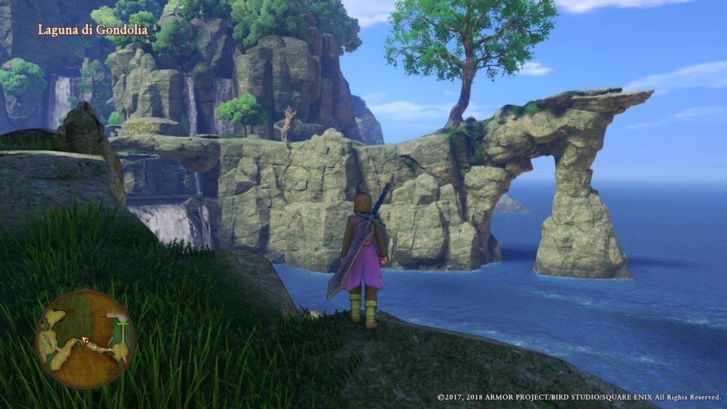 50 невероятно красочных скриншотов Dragon Quest XI | Канобу - Изображение 11532