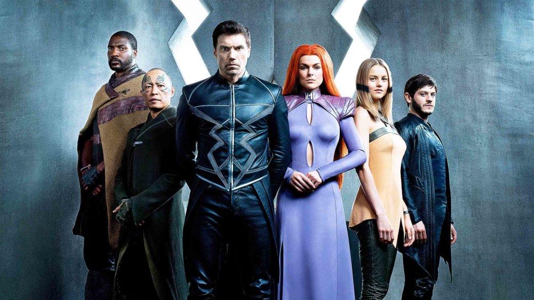 ABC закрыла совместный с Marvel сериал Inhumans. Хватило одного сезона. - Изображение 1