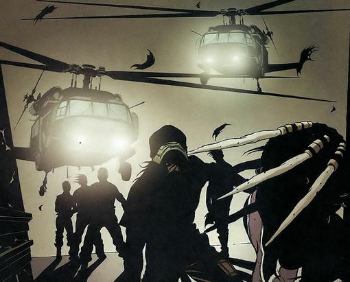 Комиксы: DMZ | Канобу - Изображение 3554