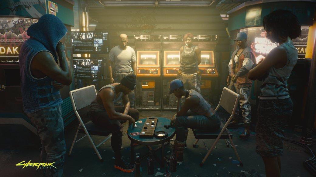 Нановых скриншотах Cyberpunk 2077 можно заметить крипового Киану Ривза | Канобу - Изображение 6