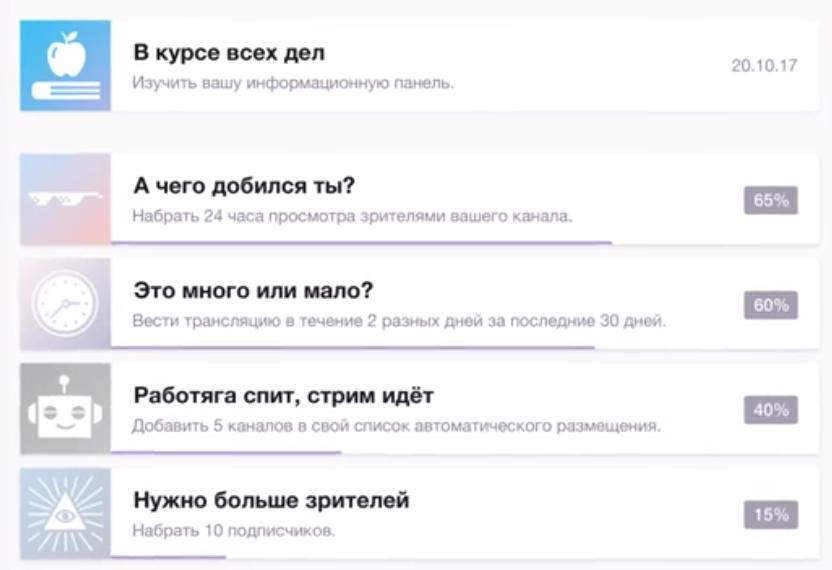На Twitch.tv появились новые фишки — достижения и отчеты о трансляциях. - Изображение 1