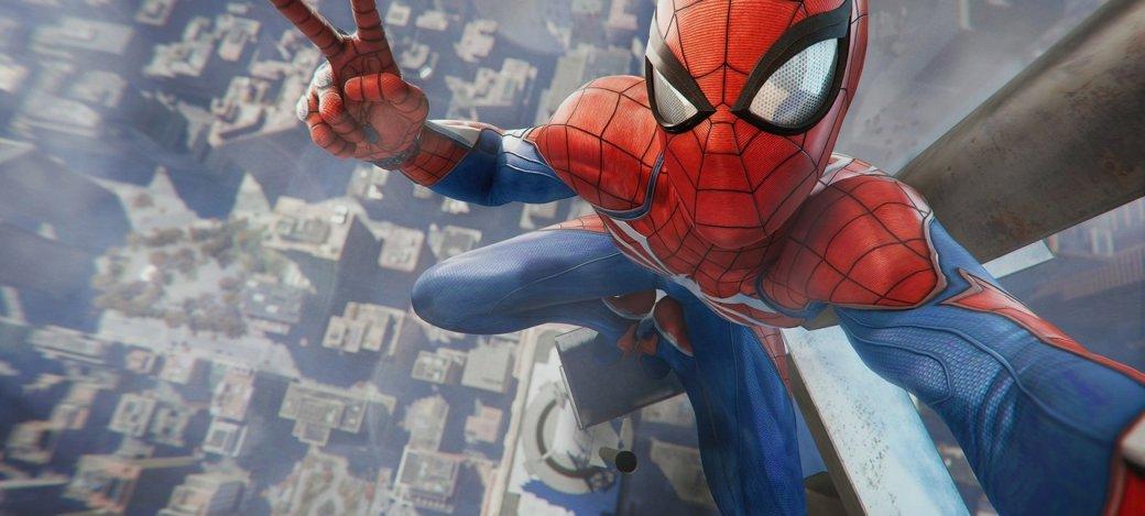 Вприквеле кSpider-Man отInsomniac появится двойник Человека-паука! | Канобу - Изображение 1