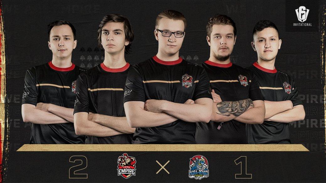 Россия впервые будет представлена в финале чемпионата мира по Rainbow Six: Siege | Канобу - Изображение 1082