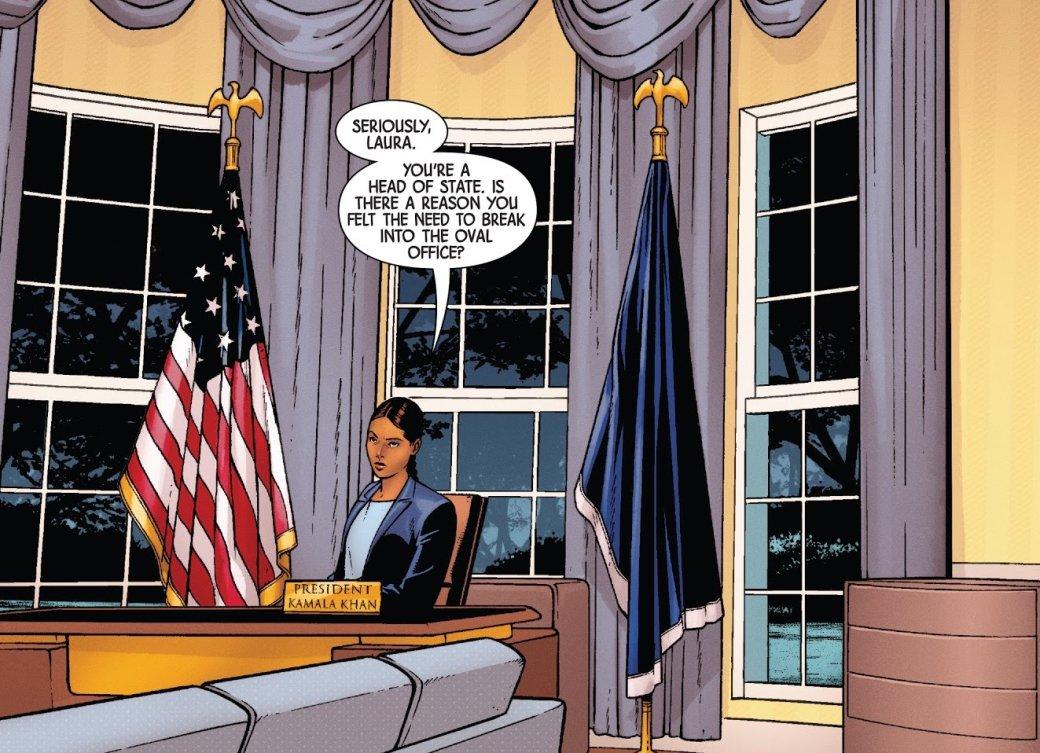 Начто способна мусульманка-супергерой? История Мисс Марвел | Канобу - Изображение 7003