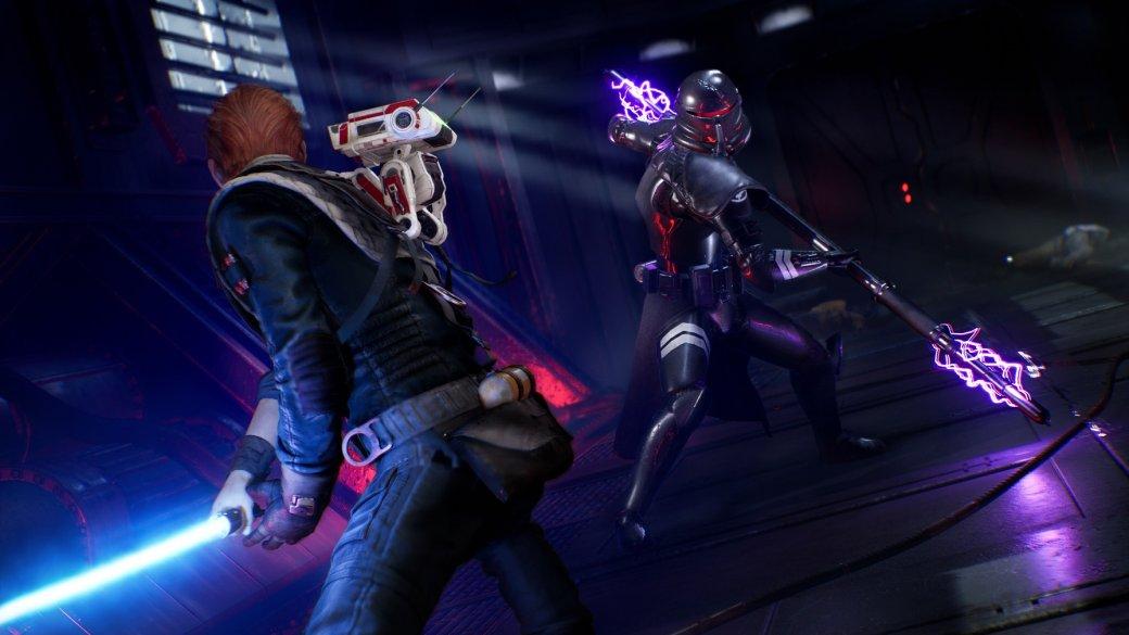 Star Wars — Jedi: Fallen Order — лучшая игра про джедаев? | Канобу - Изображение 0