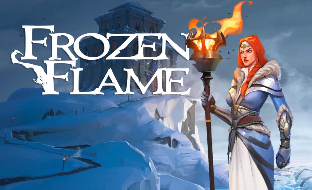 Frozen Flame – отечественная «выживалка», в которой судьба мира действительно висит на волоске. - Изображение 1