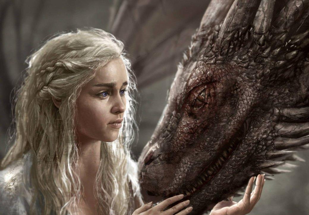 «Мать драконов» незабуду: Эмилия Кларк сделала тату сосвоими «детьми» из«Игры престолов» | Канобу - Изображение 1207