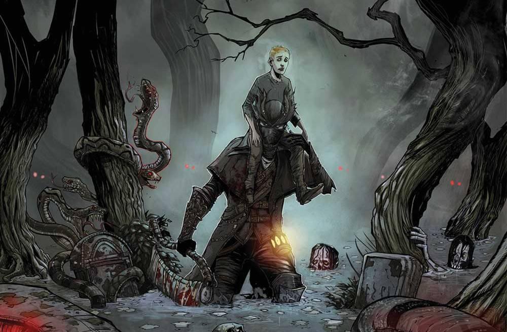 Опыт. Как яредактировал русский перевод комикса «Bloodborne. Конец сна» | Канобу - Изображение 5