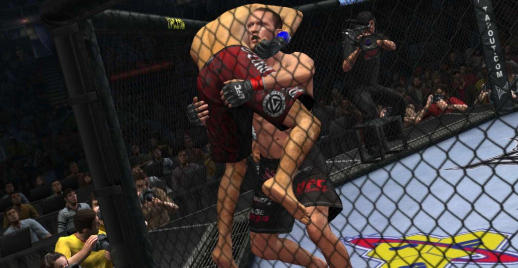 Спец. UFC Undisputed и Fight Night глазами эксперта | Канобу - Изображение 3
