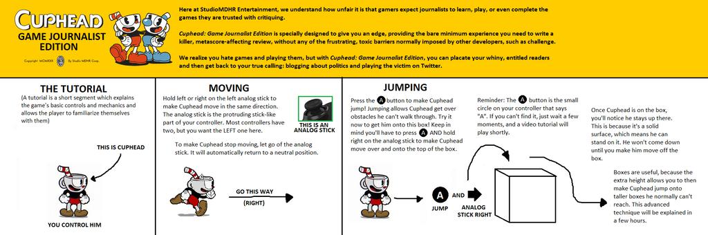 Инструкция для игровых журналистов: как играть в Cuphead | Канобу - Изображение 3972