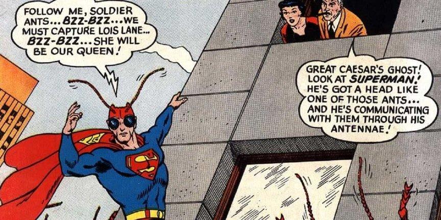 15 самых странных трансформаций Супермена  | Канобу - Изображение 14