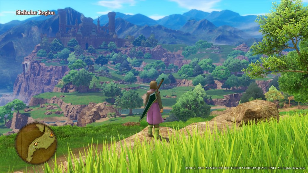 50 невероятно красочных скриншотов Dragon Quest XI | Канобу - Изображение 11520