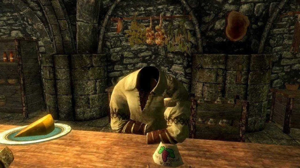 Гифка дня: один измиллиардов багов The Elder Scrolls 5: Skyrim. Все еще забавно. - Изображение 1