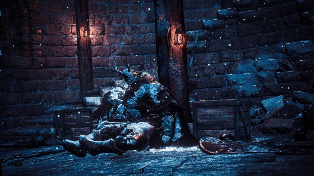 20 изумительных скриншотов Darks Souls 3: Ashes of Ariandel | Канобу - Изображение 10330