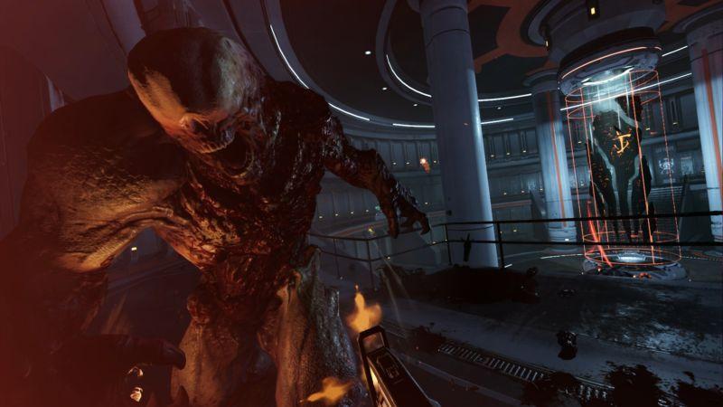 Очень красиво, но играть невозможно. Что думают критики о Doom VFR. - Изображение 3