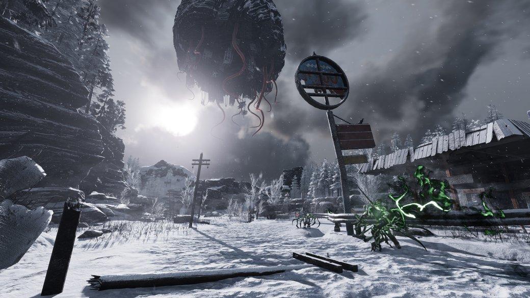 Разбираем Fade toSilence— игру овыживании, постапокалиптической зиме ищупальцах