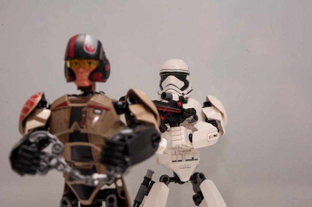 Нелепые приключения сборных фигурок LEGO Star Wars | Канобу - Изображение 4922