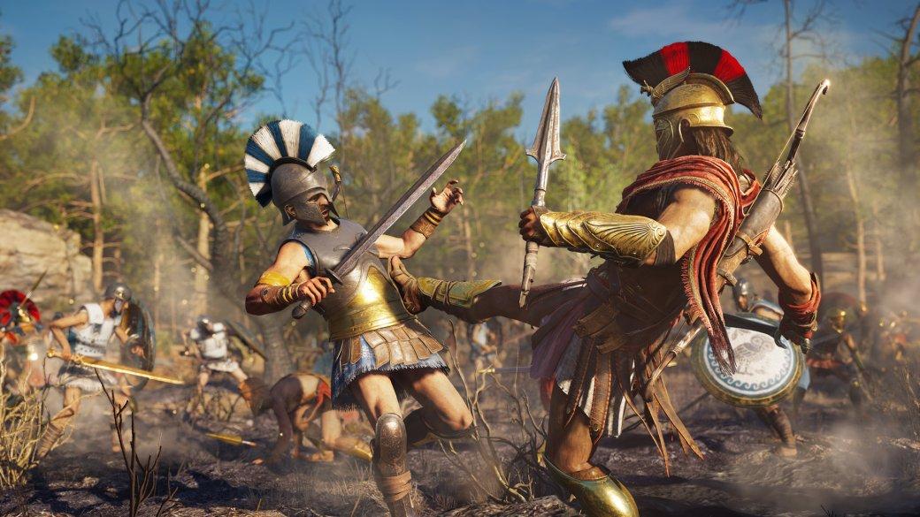 Контекст. Древняя Греция в Assassin's Creed: Odyssey