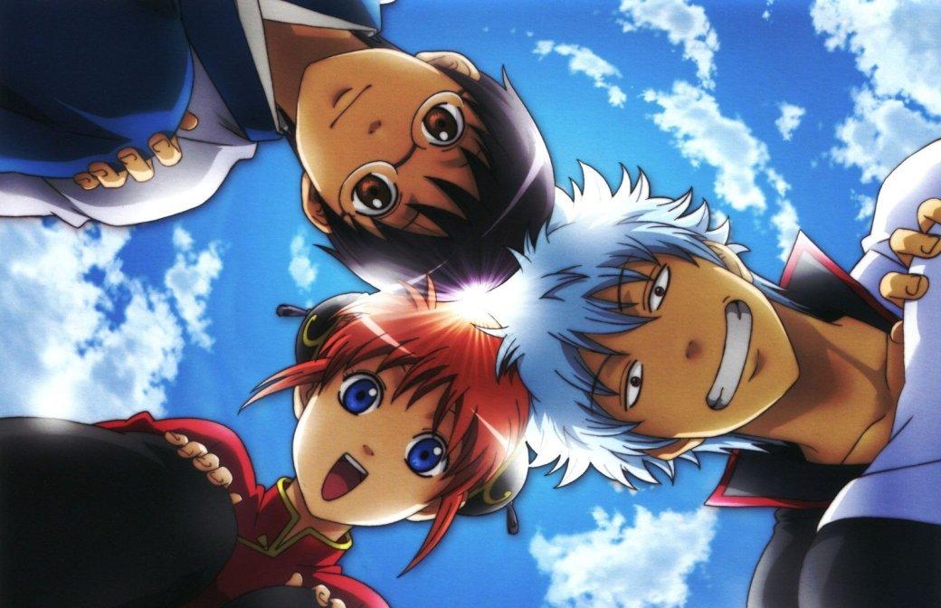 Гинтоки возвращается: анонсировано новое аниме по«Гинтаме» | Канобу - Изображение 876