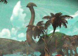 Разработчики NoMan's Sky так инедобавили вигру гигантских динозавров. Заних это сделали моддеры
