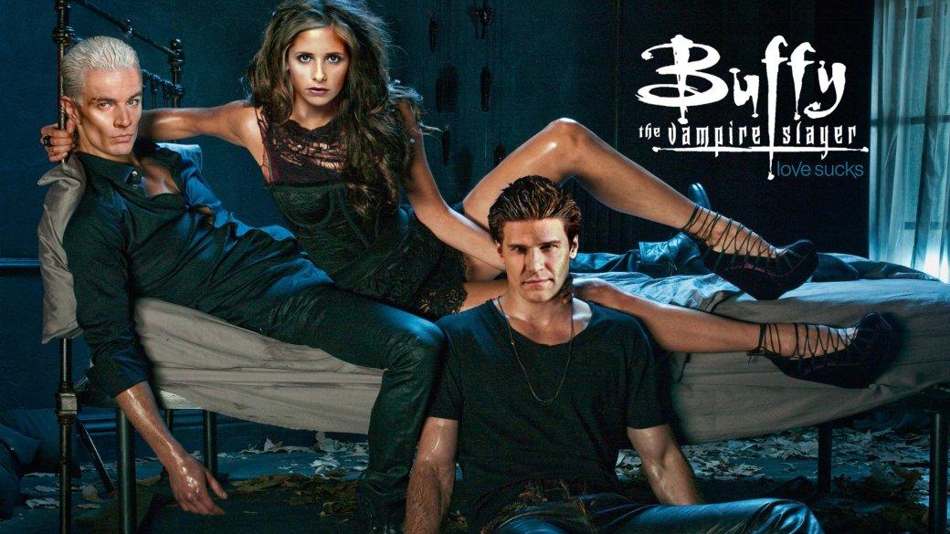 Cмотрю впервый раз: «Баффи— истребительница вампиров». Классика, которой всеже удалось устареть | Канобу - Изображение 0
