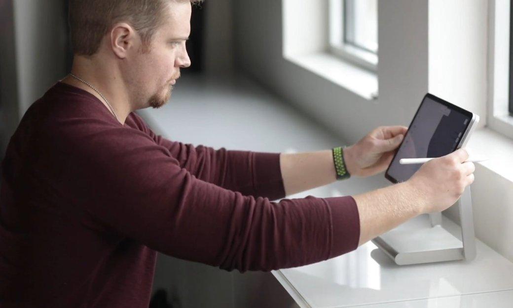 iPad Pro превратится внастольныйПК сподставкой MagicDock | Канобу - Изображение 7383