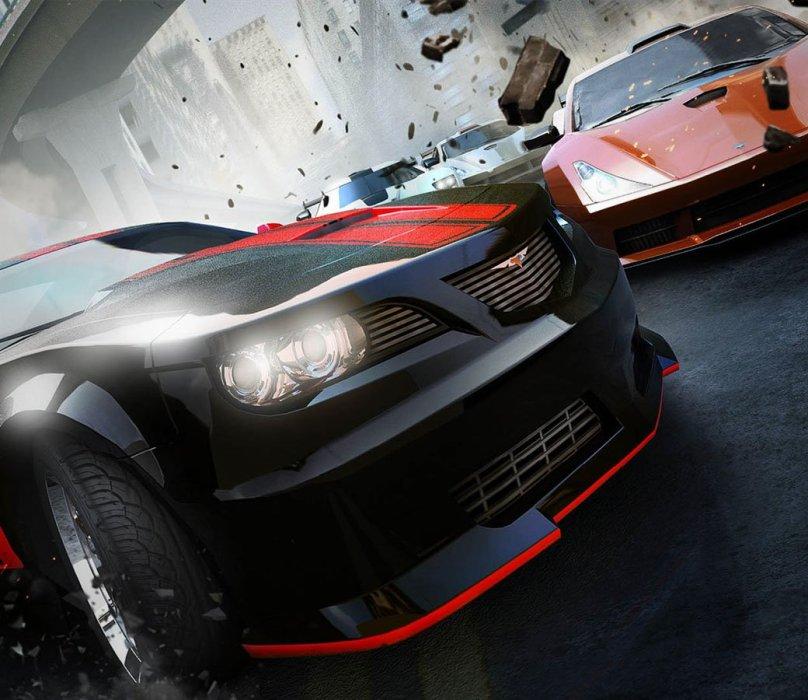Обзор Ridge Racer Unbounded - рецензия на игру Ridge Racer Unbounded | Рецензии | Канобу