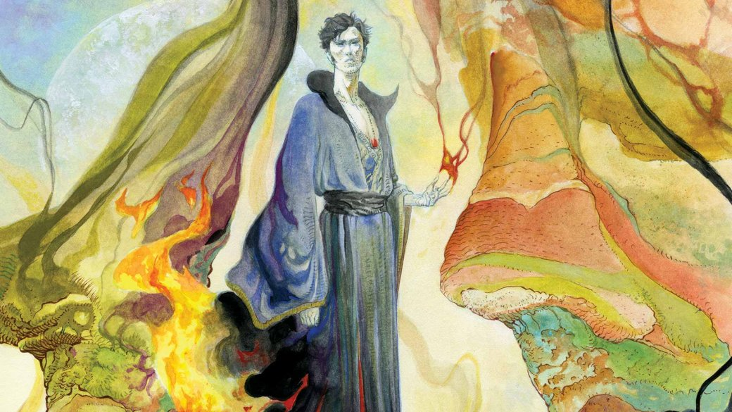 «Классика Vertigo»: «Песочный человек»— мистический мир снов отлегендарного Нила Геймана | Канобу - Изображение 6