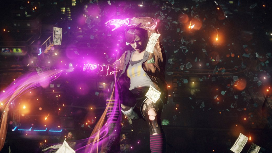 Infamous: First Light и Prototype 2 подарят абонентам PS Plus в январе | Канобу - Изображение 2503