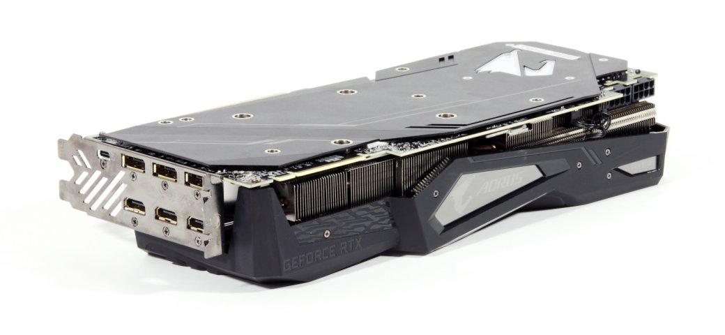 Тестируем видеокарту GeForce RTX 2080 Ti AORUS Xtreme и материнскую плату GIGABYTE Z390 AORUS Xtreme | Канобу - Изображение 27