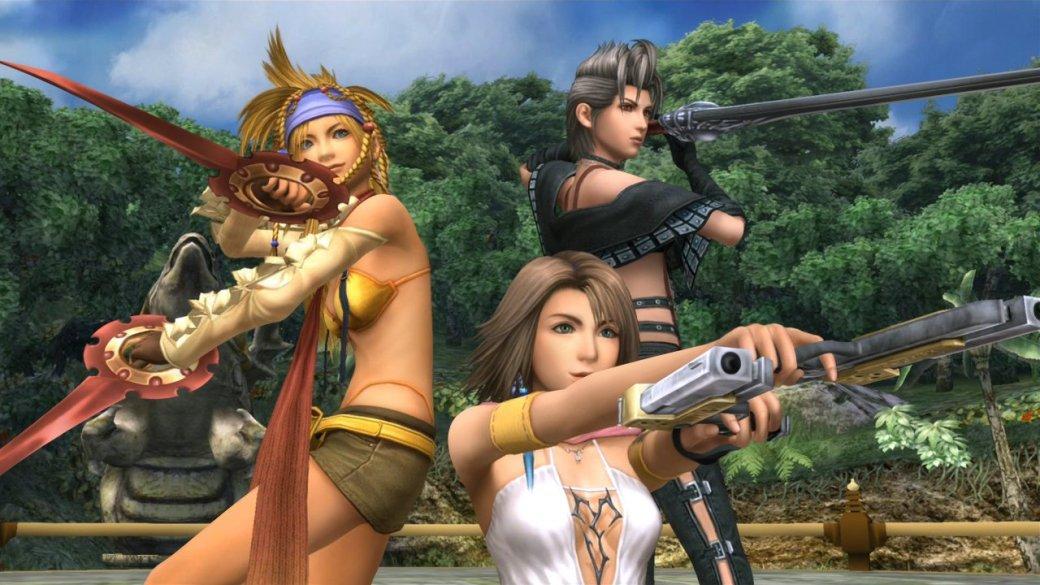 5 худших выпусков Final Fantasy | Канобу