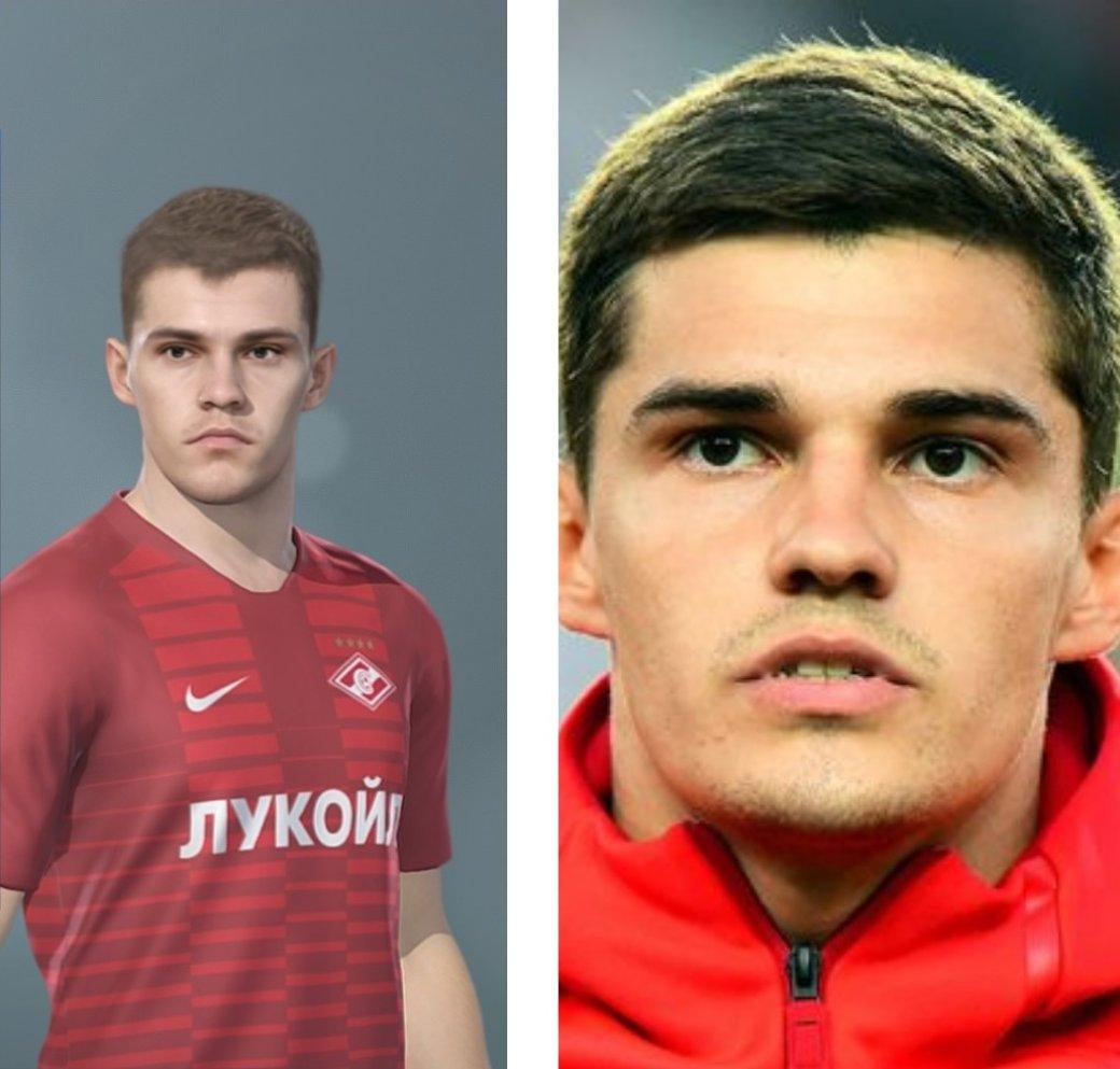 Лучшие игроки в PES 2019: сравнение реальных и виртуальных футболистов | Канобу - Изображение 15