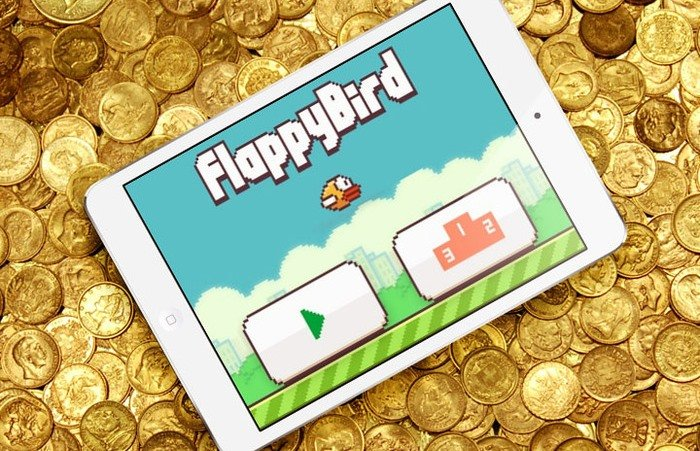 Игра в одно касание: почему Flappy Bird работает | Канобу
