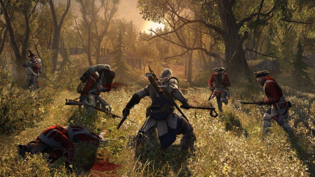 Лучшие игры серии Assassin's Creed - топ-10 игр Assassin's Creed на ПК, PS4, Xbox One | Канобу - Изображение 4906