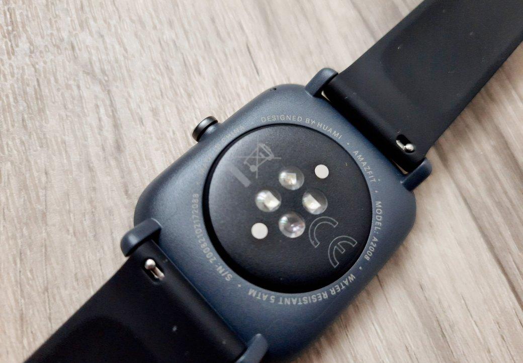 Обзор Amazfit Bip UPro. Симпатичные бюджетные смарт-часы сдатчиком кислорода иGPS | Канобу - Изображение 846