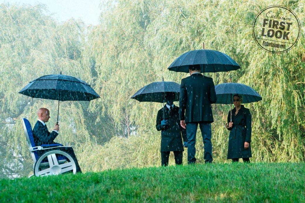 Очень горячая Софи Тернер напервых кадрах фильма «Люди Икс: Темный Феникс» | Канобу - Изображение 2