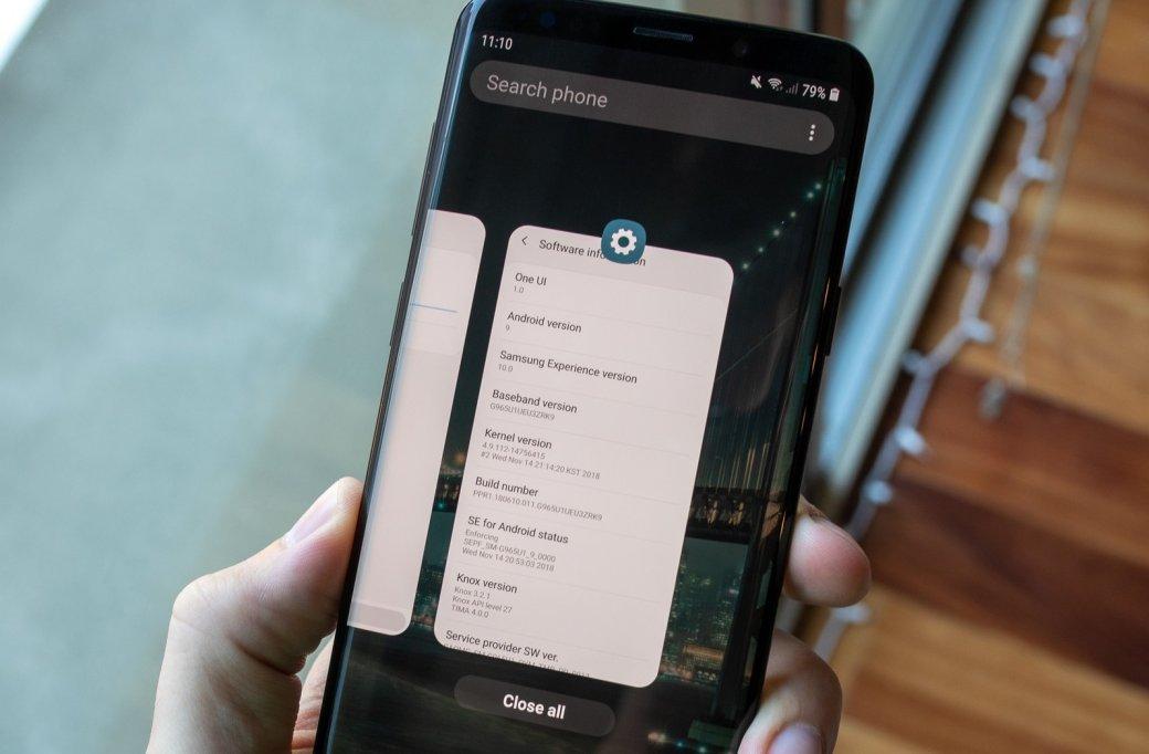 Свыходом Android Q10на смартфонах Samsung они получат интерфейс One UI2.0  | SE7EN.ws - Изображение 1