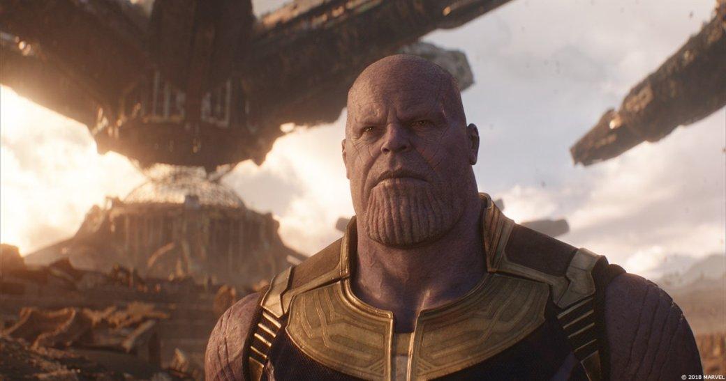 «Самым важным было убедиться, что Танос работает». Беседа оспецэффектах в«Войне бесконечности» | Канобу - Изображение 5272