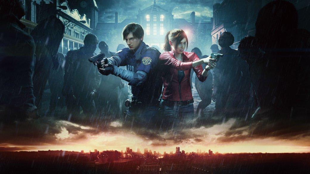 Суть. Краткие впечатления отдемоверсии Resident Evil 2 Remake