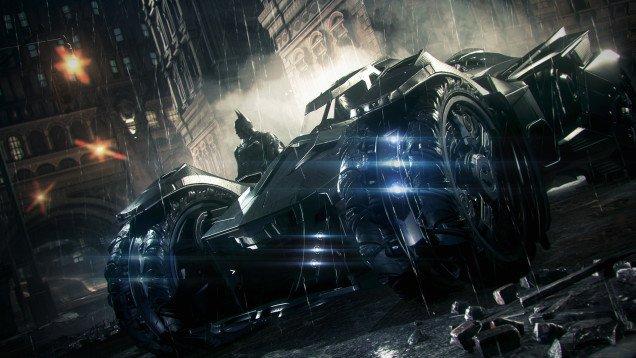 История бэтмобиля: все машины Темного Рыцаря | Канобу - Изображение 5065