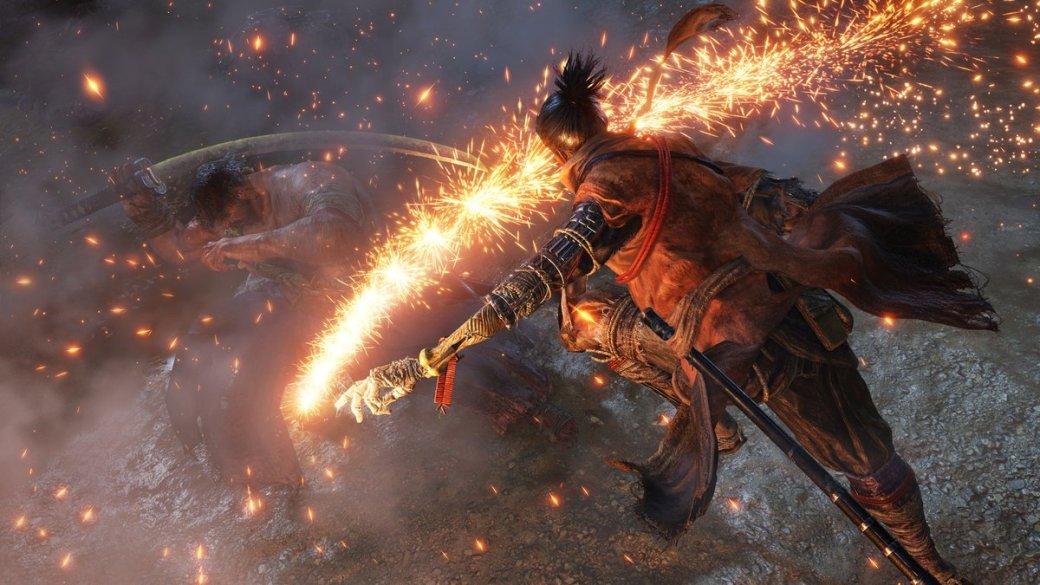 E3 2018. Первый трейлер Sekiro: Shadows Die Twice отразработчиков Dark Souls   Канобу - Изображение 1