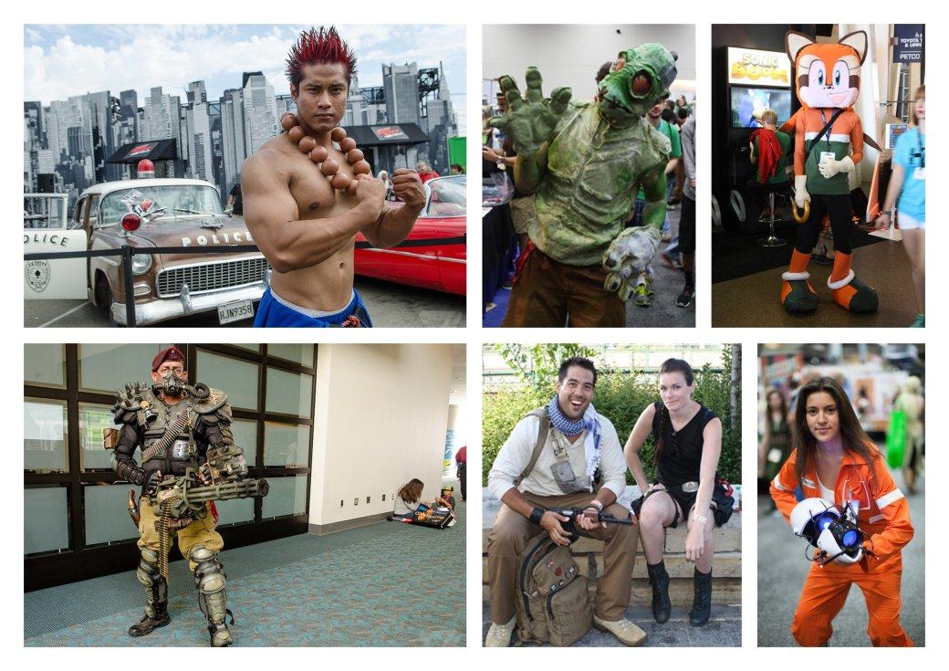 Косплей Comic-Con | Канобу - Изображение 5