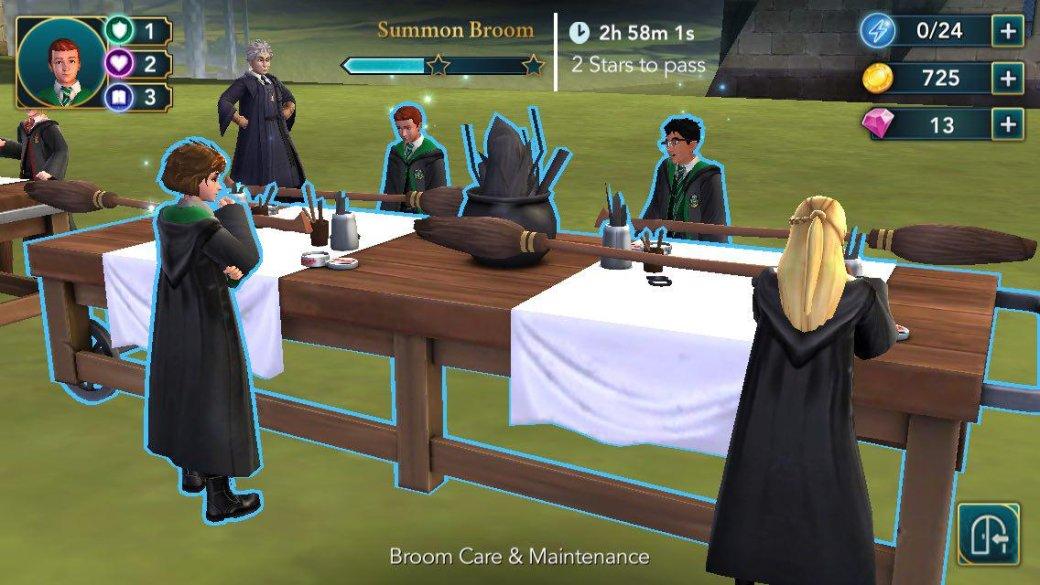 Harry Potter: Hogwarts Mystery — дневник первокурсника. Мобильная игра по мотивам «Гарри Поттера» | Канобу - Изображение 709