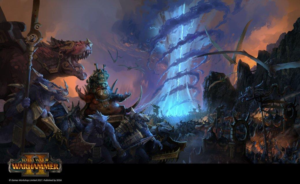 Взгляните напотрясающие концепт-арты Total War: Warhammer II. - Изображение 20