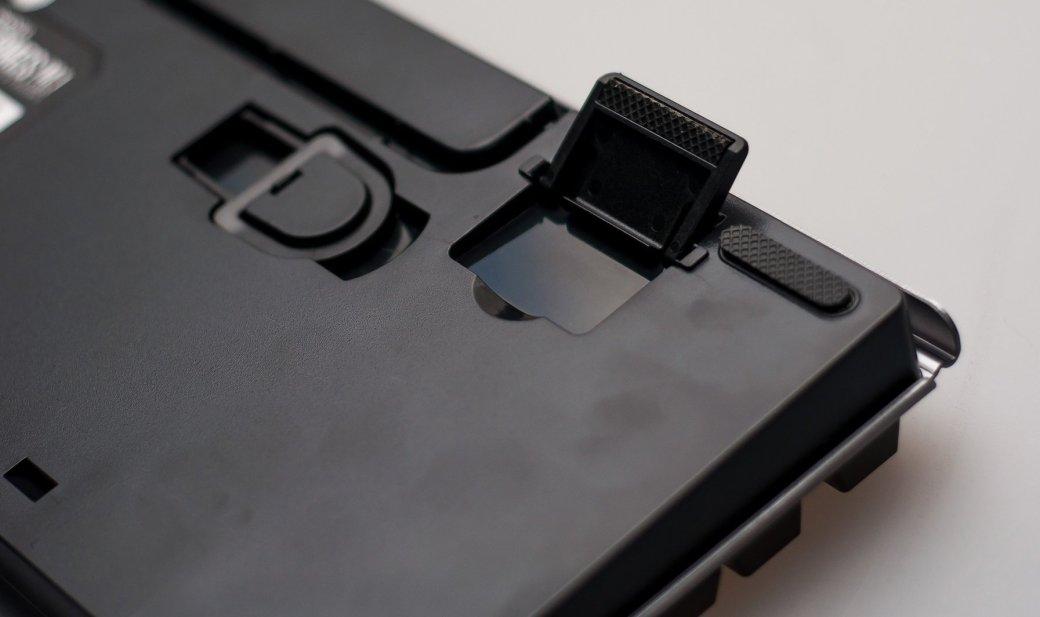 Обзор клавиатуры Gamdias Hermes M1: недорогая механика сподсветкой | Канобу - Изображение 5985