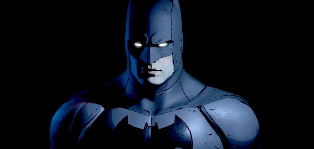Как улучшить Batman: The Telltale Series? Убрать оттуда анимации! | Канобу - Изображение 1