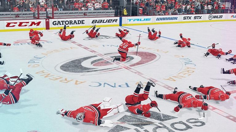NHL 20 — меньше багов, больше хоккея | Канобу - Изображение 0